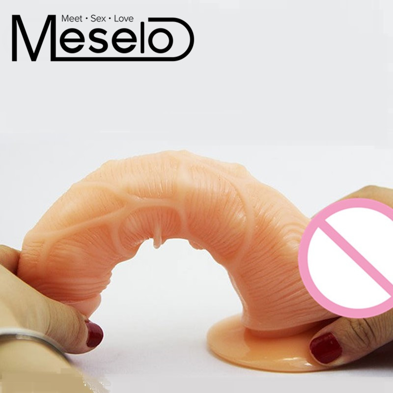 Realistic Big Dildo Silicone Flexible Penis Dick With Strong Suction Cup Huge Dildos Cock Adult Sex Products Sex Toys for Women