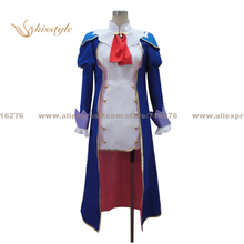 Kisstyle Moda Shining Corazón Aireado COS Ropa Cosplay Traje de Uniforme, Modificado Para Requisitos Particulares Aceptado