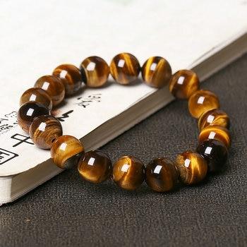 Bracelet De Protection Oeil De Tigre