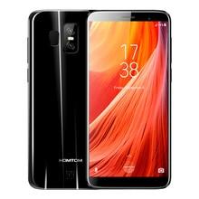 HOMTOM S7 4G Smartphone 5.5 Inch Original Android 7.0 MTK6737 Quad Core 1.3GHz 3GB RAM 32GB ROM Fingerprint Unlock Mobile Phone