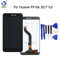 LCD Display Touch Screen Digitizer Assembly Replacement Parts For Huawei P9 Lite 2017