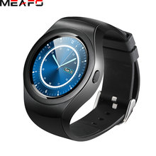 Heißer verkauf! Bluetooth Smart Watch MF365 GPS Full Circle Touchscreen Sport Smartwatch SIM TF Karte Android IOS für 7 6 s 5 s s7