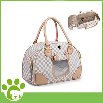 Pet Dog Cat Carrier Travel Tote Luggage Bag  1