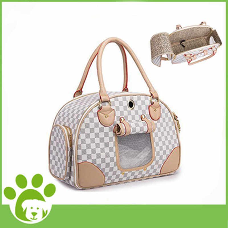 MEISISLEY Transportin para Gatos Transportin Perro Perro Bolsas para Perros peque/ños Port/átil de Transporte de Mascotas Perro de compa/ñ/ía Blue,S
