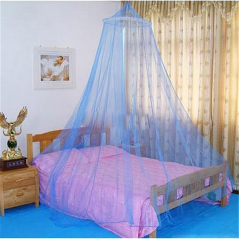 Explosion Models Hot 1pc Elegant Round Lace Insect Bed Canopy Netting Curtain Dome Mosquito Net Worldwide 77003-in Mosquito Net from Home u0026 Garden on ... : canopy nets for beds - memphite.com