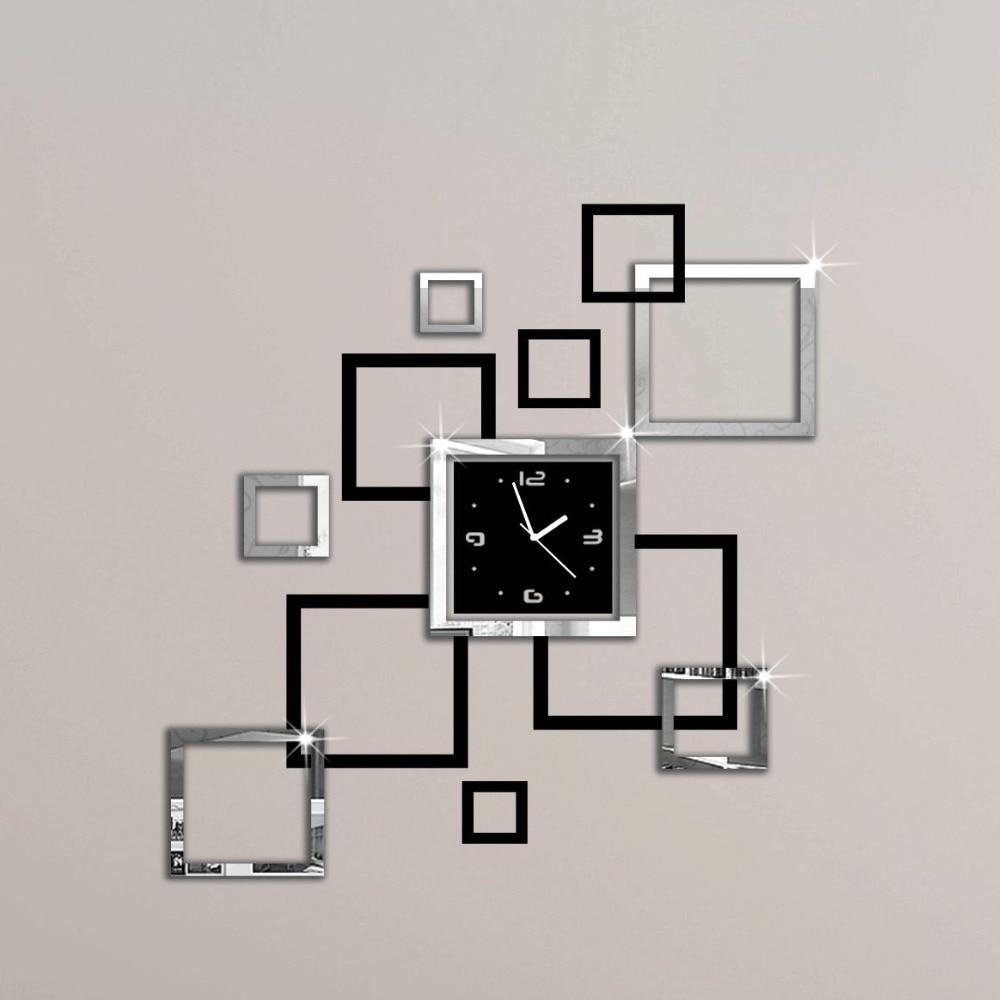 Preis auf Wall Clock Silver Vergleichen - Online Shopping / Buy ...