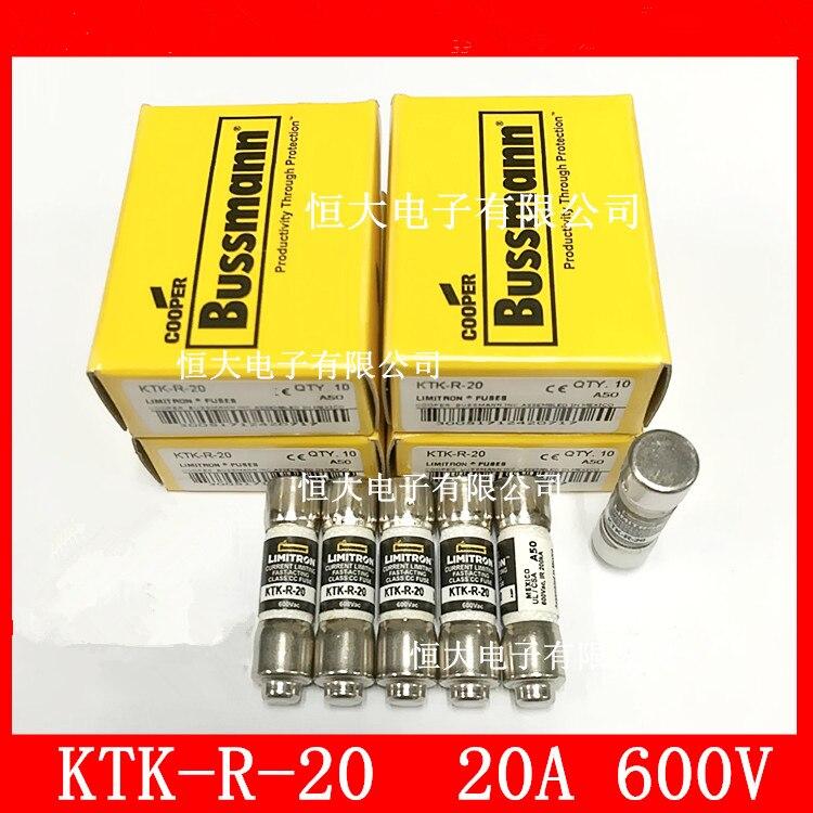 Free shipping 10PCS BUSSMANN Limitron fast fuse KTK R 1 2 3 4 5 6 7