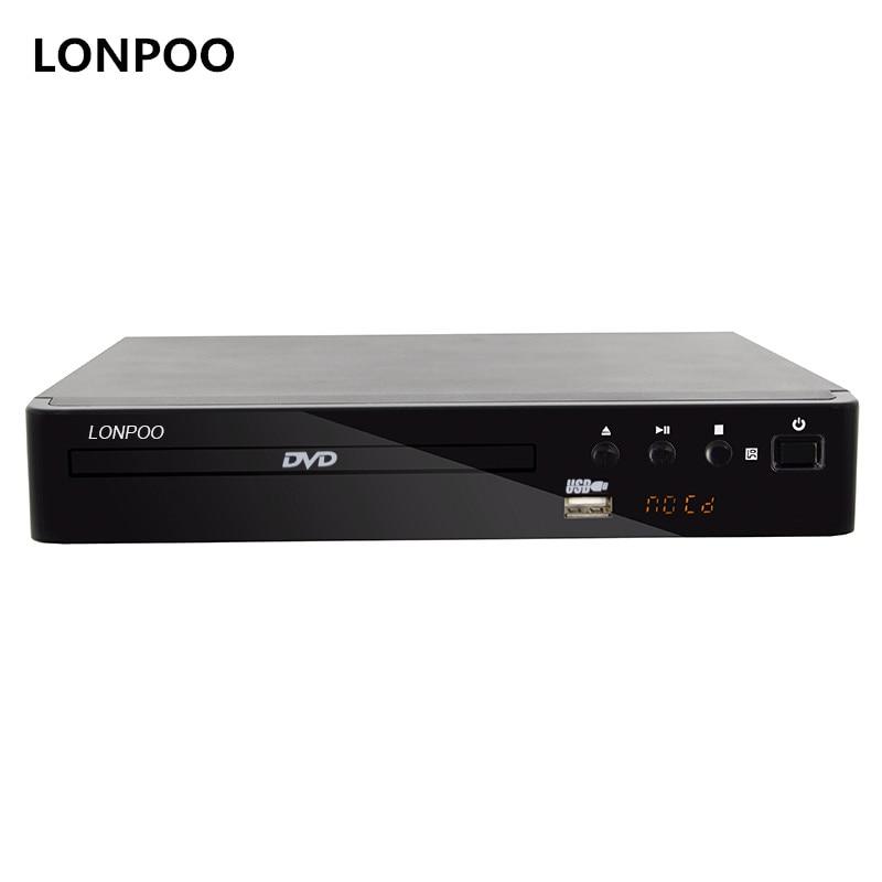 lonpoo cheap mini usb rca hdmi dvd player multiple osd. Black Bedroom Furniture Sets. Home Design Ideas