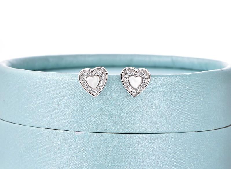 wholesale silver jewelry heart DE24620A (5)