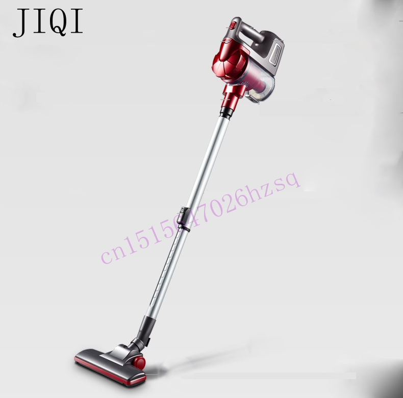 JIQI Vacuum cleaner household hand held carpet type ultra quiet, small, mini, large power, strong dust cleaning machine jiqi vacuum cleaner household small strong divide mite handheld pusher dog and cat pet hair carpet suction machine