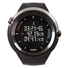 EZON Smart Outdoor Bluetooth GPS Watch Intelligent Hiking Mountian Sport Digital Watches With Altimeter Function For IOS Android