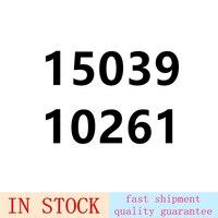 15039 4619 шт креативные серии роликов модель американских горок набор строительных блоков Кирпичи 10261 подарки на день рождения toyss