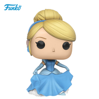 Exclusive Funko POP Official Cinderella Theme Vinyl Figure Collection Child Birthday Wedding Model Toy Gift With Original Box