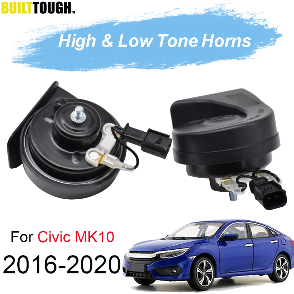 12V UNIVERSAL FIT CAR HORN REPLACEMENT HIGH TONE  Toyota AURIS HATCHBACK