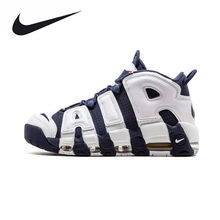 best website 3b07c 7c81f Nike Air More Uptempo Olympics Men s Basketball Shoes Sports Sneakers  Trainers 414962-104