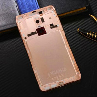 Redmi Note4 Official Original Metal Cover Case For Xiaomi Redmi Note 4 Back Battery Cover Housing