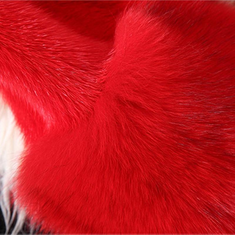 LVCHI Γυναικεία πλεκτά γνήσια γούνινα - Γυναικείος ρουχισμός - Φωτογραφία 5