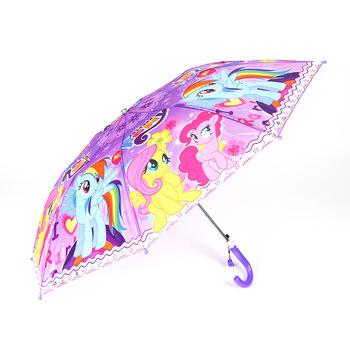 Disney cartoon Frozen Elsa Anna samochody Spider-Man samochody kucyk składany hak dzieci dzieci chłopcy i dziewczęta śliczne parasole prezenty losowe tanie i dobre opinie Jeden rozmiar umbrllae Słoneczne i deszczowe parasol NYLON Pongee Półautomatyczne Składane Trzy składane parasol