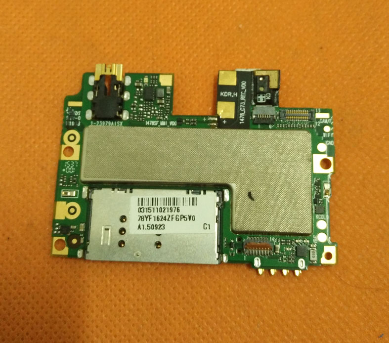 Original mainboard 3G RAM+16G ROM Motherboard for Bluboo X9 MTK6753 Octa Core 5.0 FHD 1920*1080 Free shipping