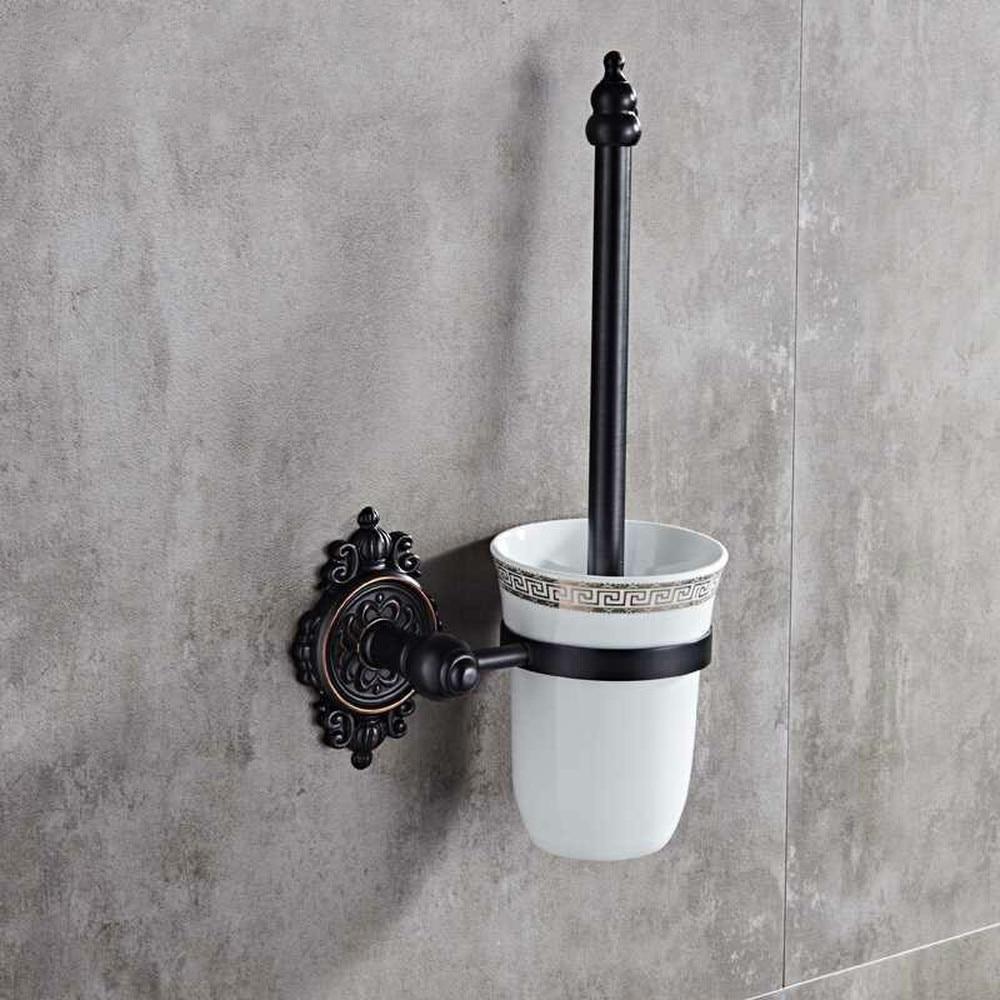 Copper antique black ancient towel rack towel rack bathroom pendant set copper toilet lo81426 цена