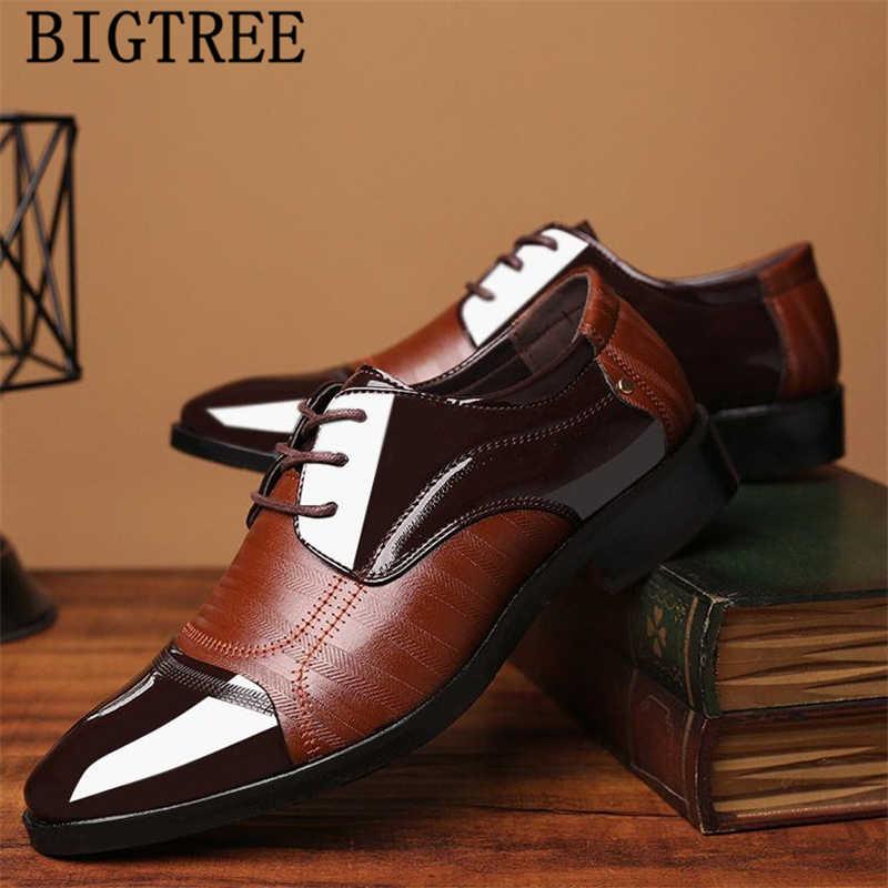 Итальянская модная деловая обувь, Мужская Свадебная обувь, деловой костюм, мужская обувь, кожаные туфли-оксфорды для мужчин, chaussure homme sapato social