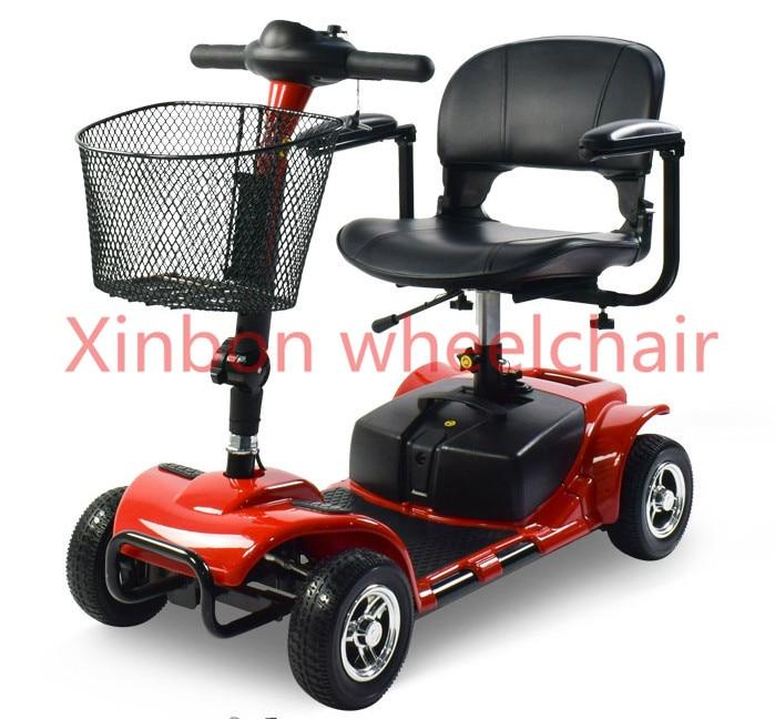 2018 Heißer Verkauf Gute Qualität Elektrische Roller Für ältere Und Behinderte Hohe Belastbarkeit