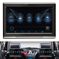 auto digital headrest Player Touch Screen Android 6.0 Car Seat Back Entertainment System