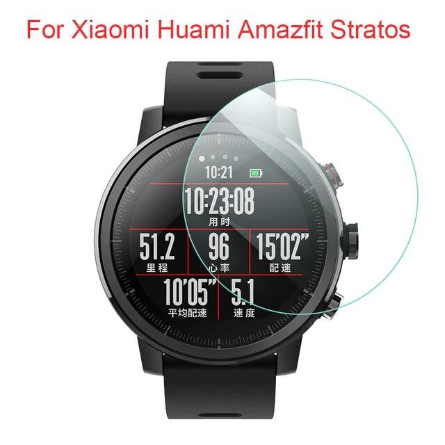 ТПУ полный экран протектор для Xiaomi Huami Amazfit Stratos Pace 2/2 S Спорт Смарт часы защитный кожух плёнки крышка