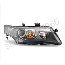 Headlights For HONDA ACCORD 2002 2003 2004 2005 Right Passenger Side   For  Electric Leveling,