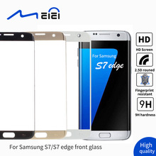New Outer Front Glass Lens Screen Replacement For Samsung S7 G930 G930F S7 edge