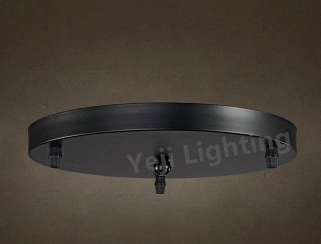 Kroonluchter multi lampvoet plafond rose zwart wit chrome ronde