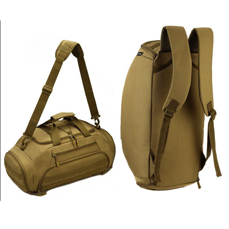 Hot 35 litres meilleur sac à dos sac de voyage armée Camouflage multi-usages décontracté 35L voyage sac à dos magasin de chaussures reçoit sac - 6