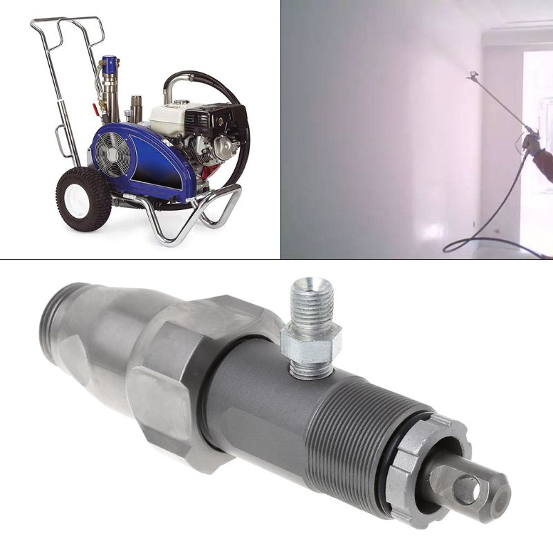 Airless Paint Spray Replacement Pump Spraying For Ultra 390 395 490 495 Sprayers SEP28 Drop shipping цена
