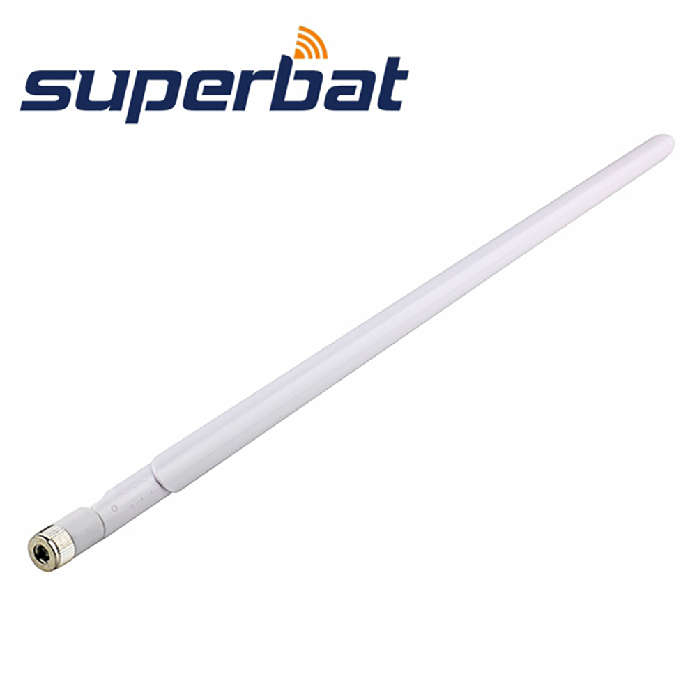Superbat 2.4G 11dBi Omnidirectional WIRELESS WIFI WLAN Antenna Booster  Rubber Duck Aerial RP-SMA Connector for Router Network