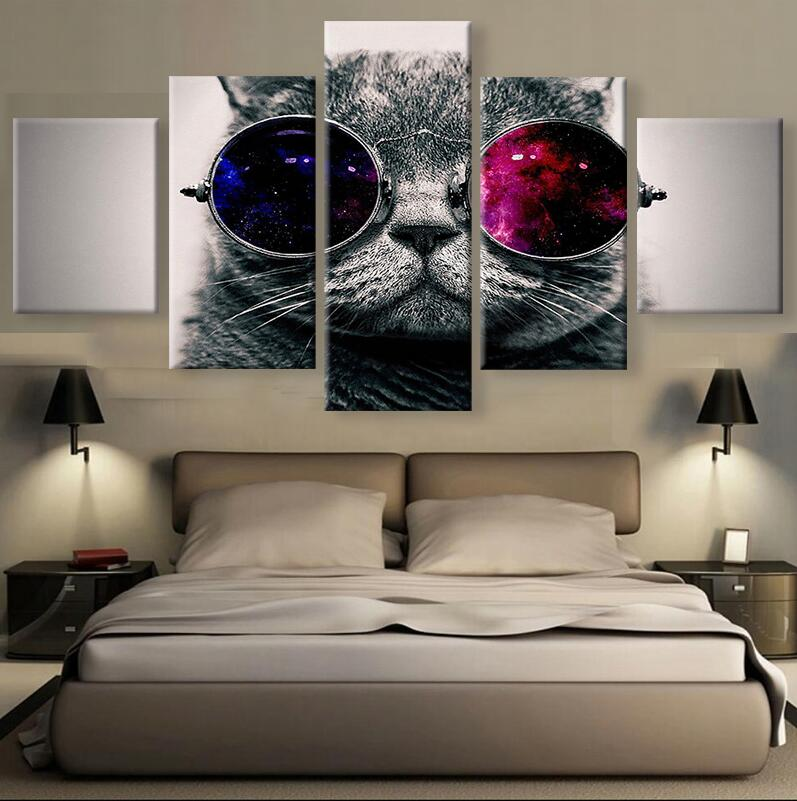 Cats pictures funny promotion shop for promotional cats for Cat decorations home