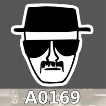A0169 Spoof Anime Punk Cool Sticker for Car Laptop Luggage Fridge Skateboard Graffiti Notebook Scrapbook Scooter Stickers Toy