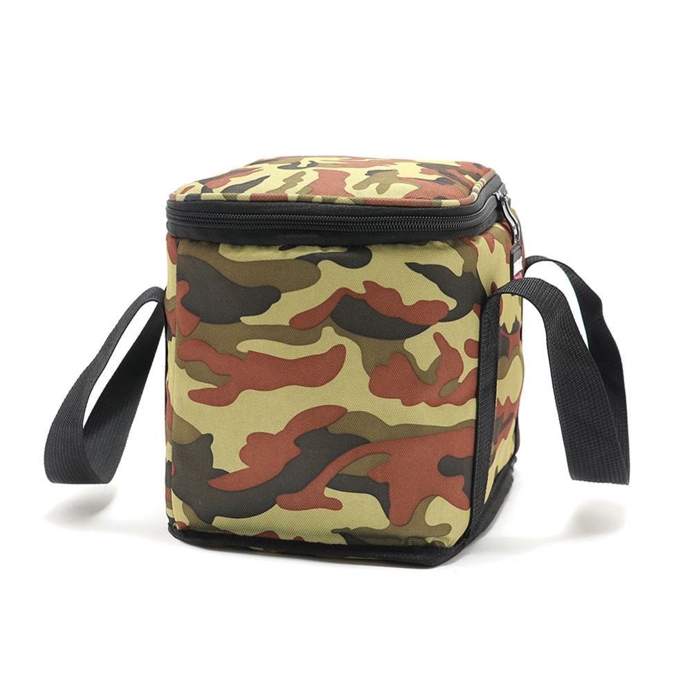 Insulated Lunch Box sac fourre-tout Hot et Cold Food Container Refroidisseur Pour Hommes Femmes