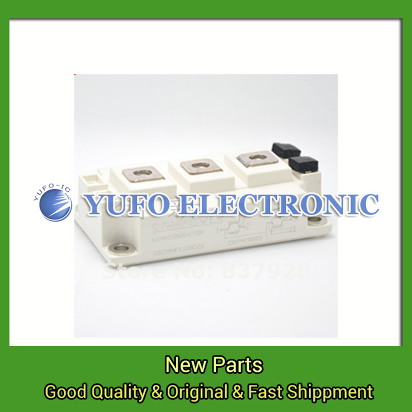 Free Shipping 1PCS GD150HFL120C2S Power Modules original YF0617 relay free shipping 1pcs cm50tf 24h power module the original new offers welcome to order yf0617 relay
