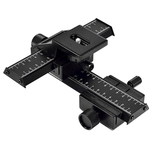 """Image 3 - HFES 4 Way Macro Focusing Rail Slider for Canon Sony Pentax Nikon Olympus Samsung and other Digital Camera with 1/4"""" Screw Hole"""