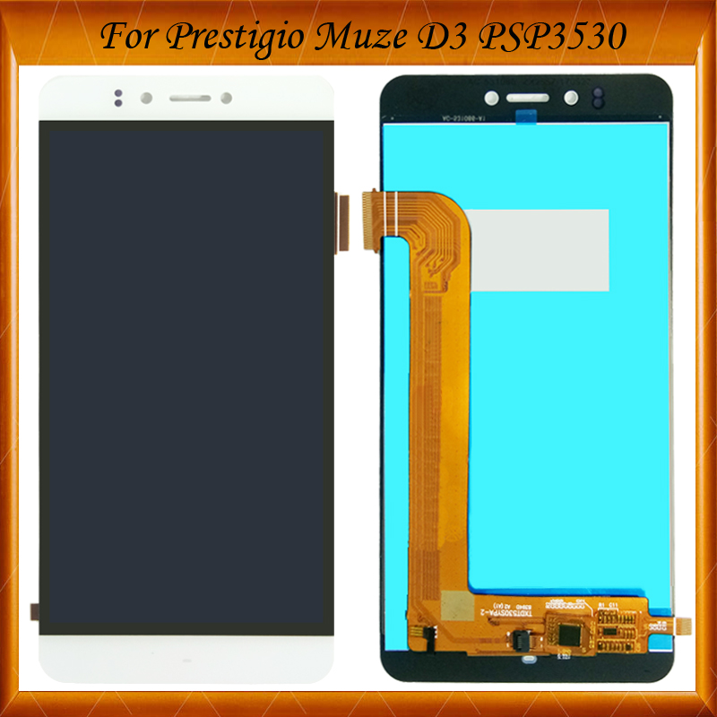 For Prestigio Muze D3 PSP 3530 PSP3530 DUO LCD Display +Touch Screen Digitizer Assembly Replacement For Prestigio Muze D3 PSP 3530 PSP3530 DUO LCD Display +Touch Screen Digitizer Assembly Replacement