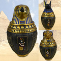 Egypt theme decoration Canopic jar, real life escape room game item