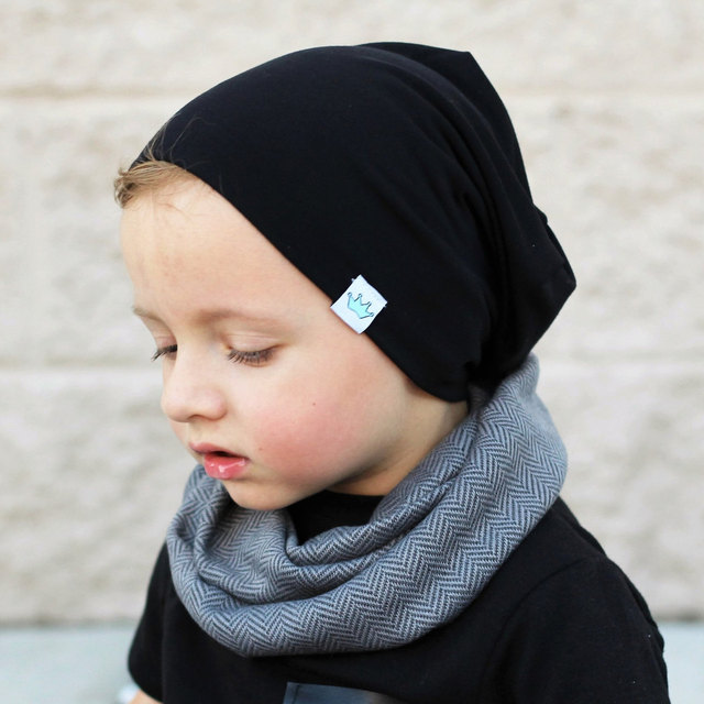 Kids beanie spring hat slouchy beanie girls fall hat kids skull cap chemo  headwear Layetter Scratch Mitts Pattern 4862f4c44b3