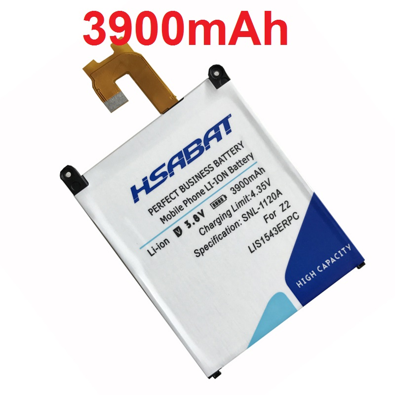 imágenes para LIS1543ERPC HSABAT Nueva 3900 mAh Batería Del Teléfono Móvil para SONY Xperia Z2 L50 L50W L50T D6503 D6502 L50U Batería