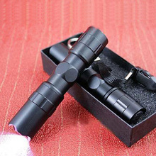 Torches Promotion Ultra Bright  led flashlight  3W supper bright 240 Lumen Cree XPE chip LED 1xAA Flashlight Torch Lamp Lights