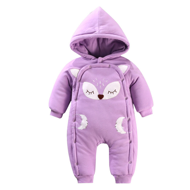 Winter Baby Rompers Cotton Baby Boy Clothing Long Sleeve Baby Girl Clothes Newborn Baby Clothes Roupas Bebe Infant Jumpsuits strip baby rompers long sleeve baby boy clothing jumpsuits children autumn clothing set newborn baby clothes cotton baby rompers