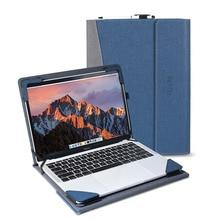 13 13,3 14 zoll Laptop Tasche Fall Verstellbaren Ständer Universal Laptop Abdeckung für Lenovo HP ASUS Acer DELL Huawei Xiaomi notebook