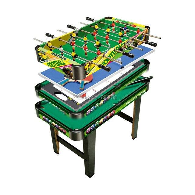 מאוד New sport game,4 in 1 multifunctional table,soccer/billiards table YN-58