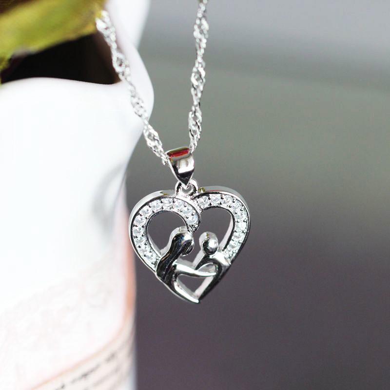 HTB11l9uNFXXXXaaXpXXq6xXFXXXI - Heart Design Exquisite Silver Pendant