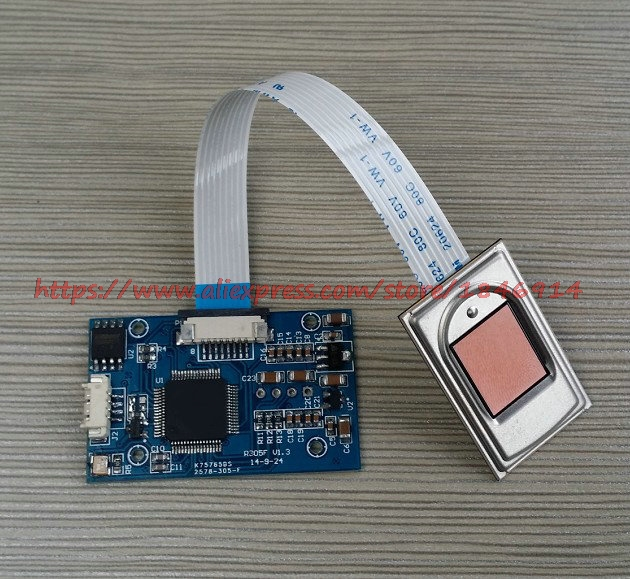 R305F Semiconductor Fingerprint Module Fingerprint Lock Module Access Control Module Fingerprint Acquisition Module