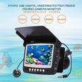 "Eyoyo Original Fish Finder 4.3"" Video 1000TVL Lights Controllable Underwater Fishing Camera Kit Ice Lake Under Water Fish Camera"
